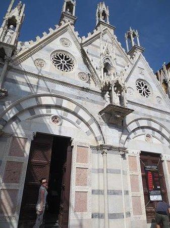 Chiesa di Santa Maria della Spina: june 2014