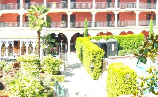 Hôtel El Andaluz : Aussicht vom Balkon