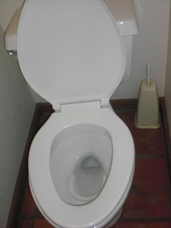 Rancho Cortez : Tons of black mold (floors & toilet)