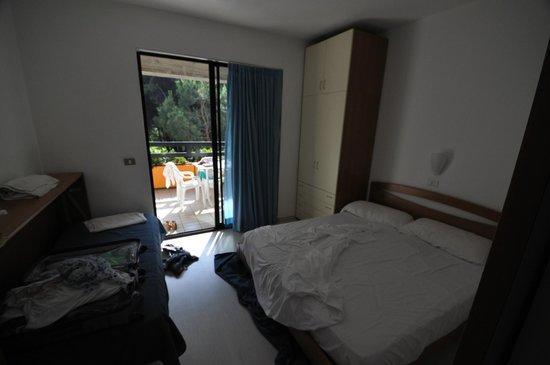 Club Family Hotel Costa dei Pini: Camera con vista pineta