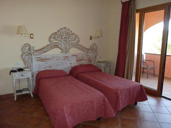 Alessandro Hotel: pokój 309