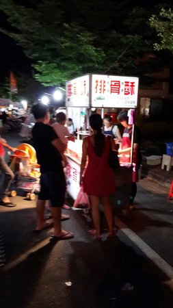 Dongshan Cinggou Night Market