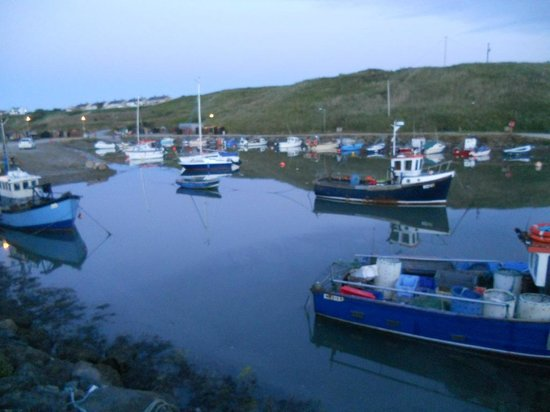Ashfield House: The Boats and the fishermen will tell you all about it