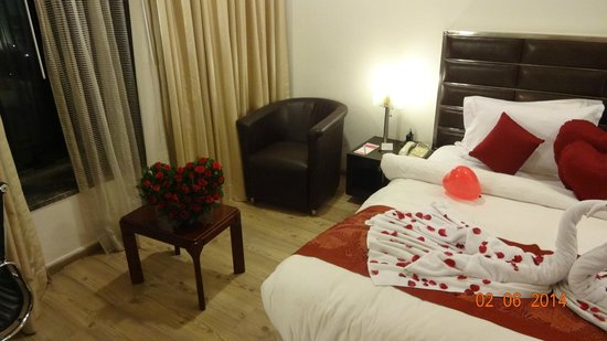 Ramada Powai Hotel and Convention Centre: Room