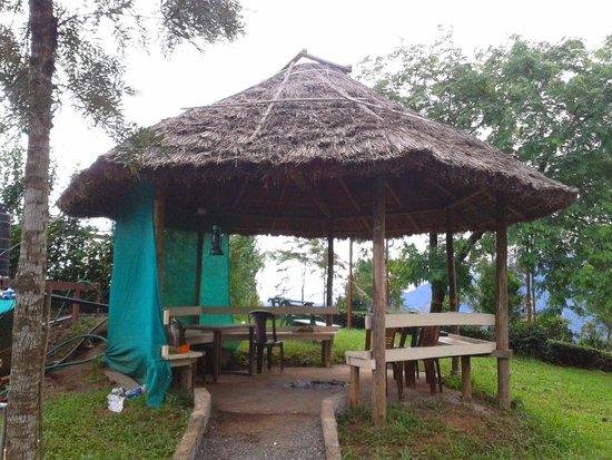 Dream Catcher Plantation Resort: Camp Fire area