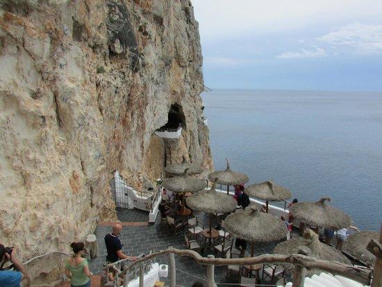 Cova d'en Xoroi : Vistas excepcionales
