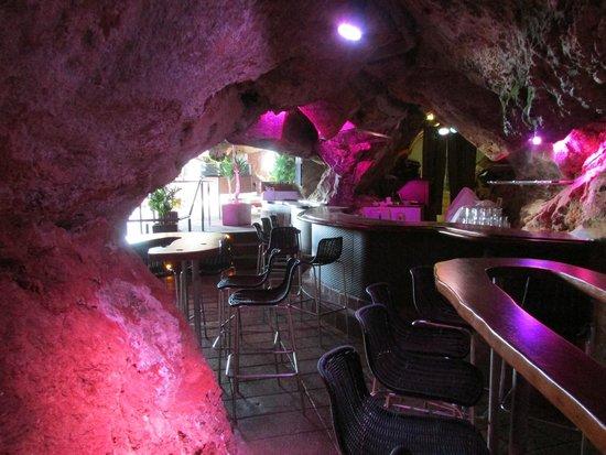 Cova d'en Xoroi : Expectacular Discoteca