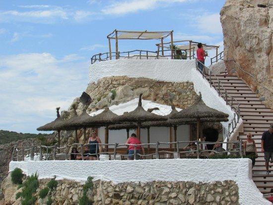 Cova d'en Xoroi : Una verdadera pasada