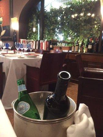 Restaurant Il Desco: ambiente