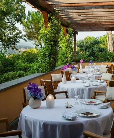 ‪Restaurant Faventia at Terre Blanche Hotel and Spa‬
