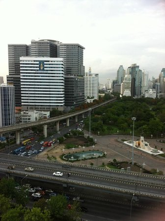 Dusit Thani Bangkok : Bangkok CBD