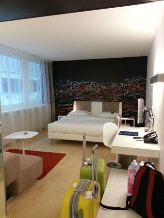 Radisson Blu Hotel, Luzern: Room