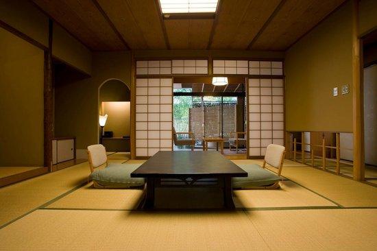 Miyajima Grand Hotel Arimoto Rooms Traditional Anese