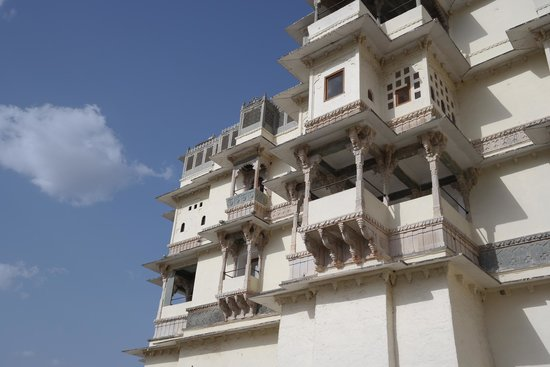 RAAS Devigarh : Outside View