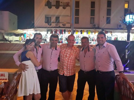 Summer Breeze: Amazing staff