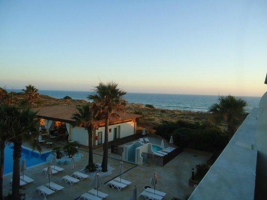 Iberostar Andalucia Playa: Atardecer desde habitación
