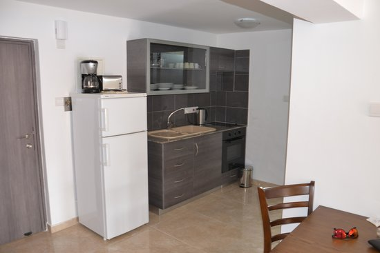 Alexia Hotel  Apartments: Cucina