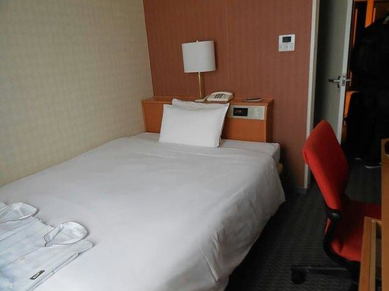 the b ochanomizu: Bed for two