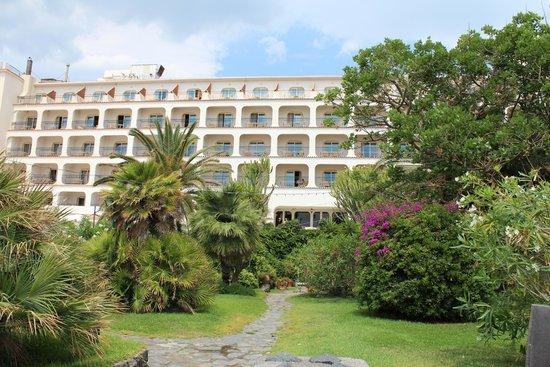 Hilton Giardini Naxos : вид