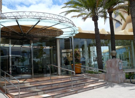IFA Dunamar Hotel : Ingang