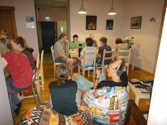 The Best Hostel Irkutsk: Завтрак