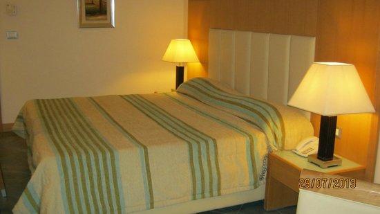 Lindos Imperial Resort & Spa: La chambre