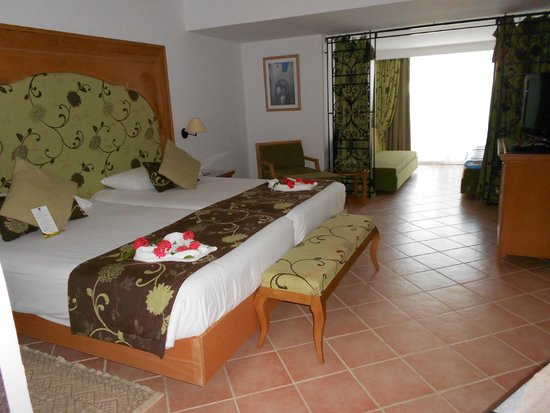 Hotel Palace Hammamet Marhaba: pokój w bungalowie