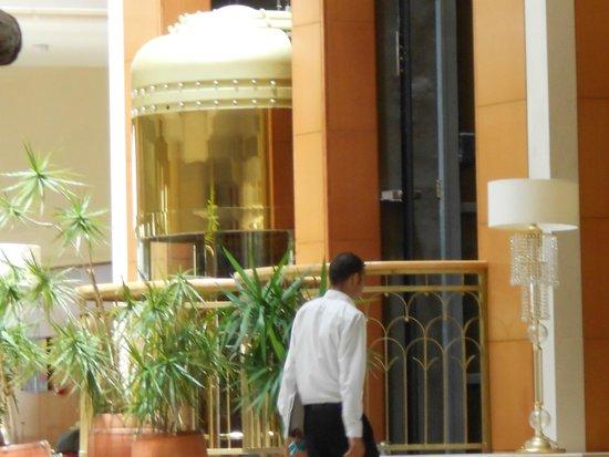 Hotel Palace Hammamet Marhaba: winda
