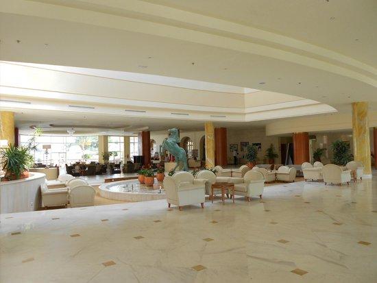 Hotel Palace Hammamet Marhaba: hol