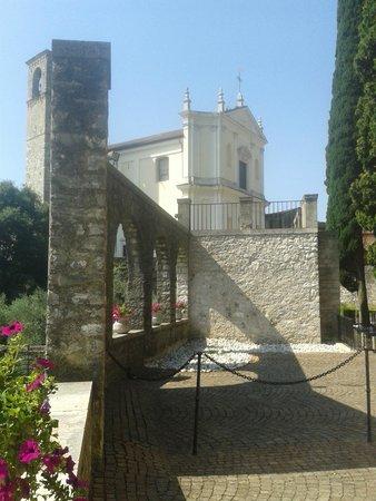 Il Vittoriale degli Italiani : L'entrata