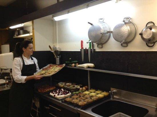 La Magie De La Casserole : Une cuisine maison à base de produits frais