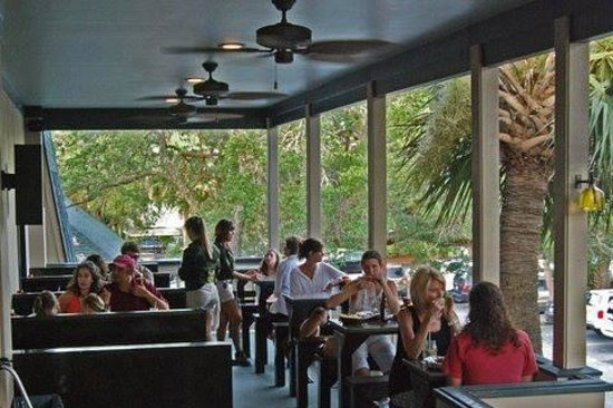 Big Bamboo Cafe : Carolina salty ocean breezes