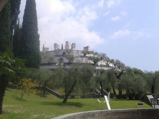 Il Vittoriale degli Italiani : Il mausoleo