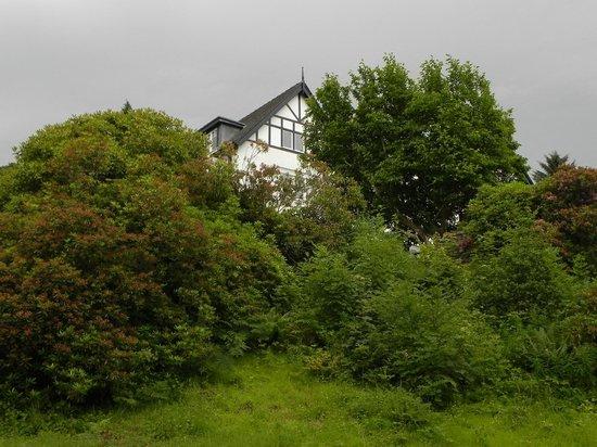 Lindeth Howe Country House Hotel: Vista desde el jardin