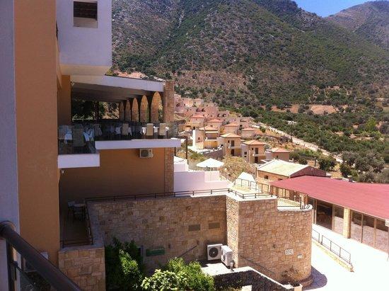Filion Suites Resort & Spa : Vue restaurant