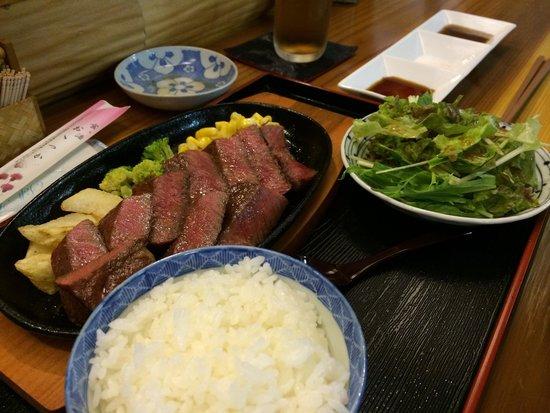 Otsuka: Beef meal