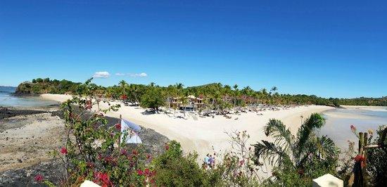 Andilana Beach Resort: Panoramica Andilana