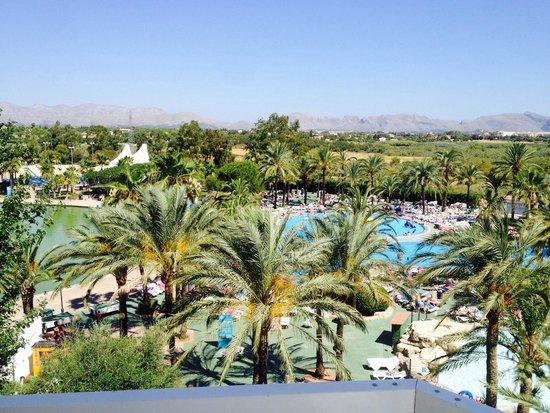 Club MAC Alcudia: Balcony view