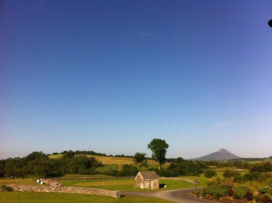 Westport Country Lodge Hotel: View from Hotel