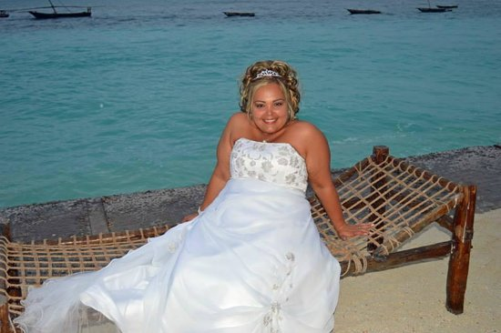 DoubleTree by Hilton Resort Zanzibar - Nungwi : Wedding on the main beach