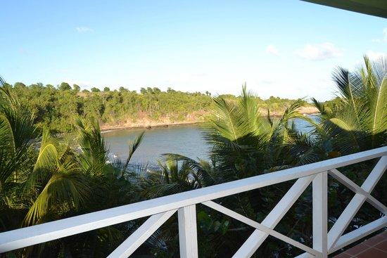 Cabier Ocean Lodge : Schöne Aussicht!