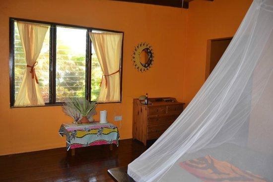 Cabier Ocean Lodge: Kleines, aber charmantes Zimmer