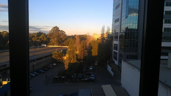 PARKROYAL Parramatta: View from room