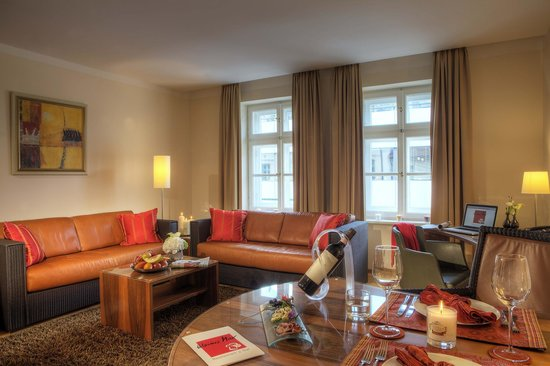 Maximilian Munich: City Suite