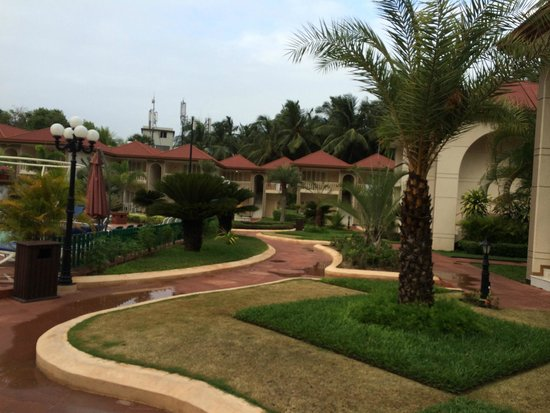 Radhika Beach Resort: Cottages