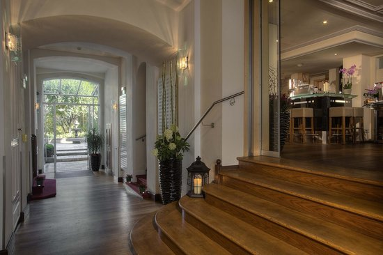 Maximilian Munich Apartments & Hotel: Eingangsbereich