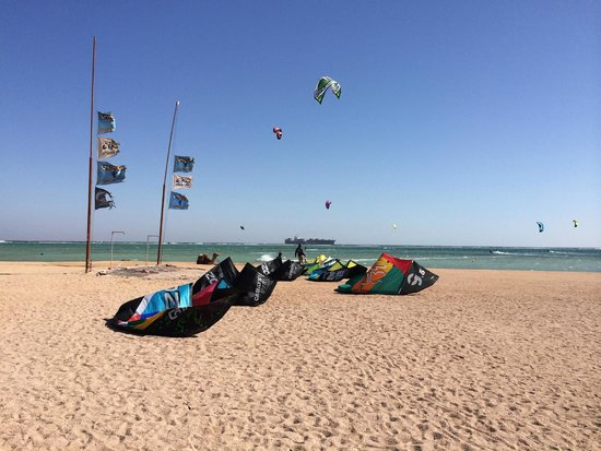 Kite Junkies: kite spot zone 2