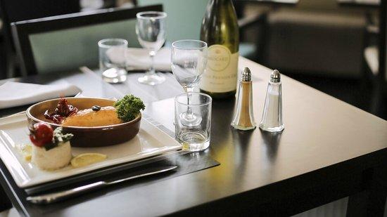 Mercure Lyon Charpennes : Restaurant La Bascule