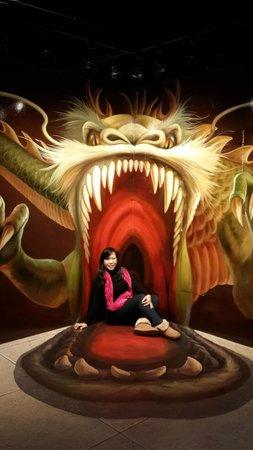 Trick Art Museum Korea: trick art museum