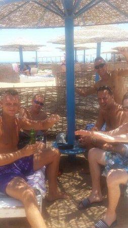 Wat hebben wij het heerlijk gehad bij triton empire beach resort!
